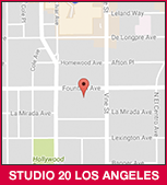 Harta Studio 20 Los Angeles