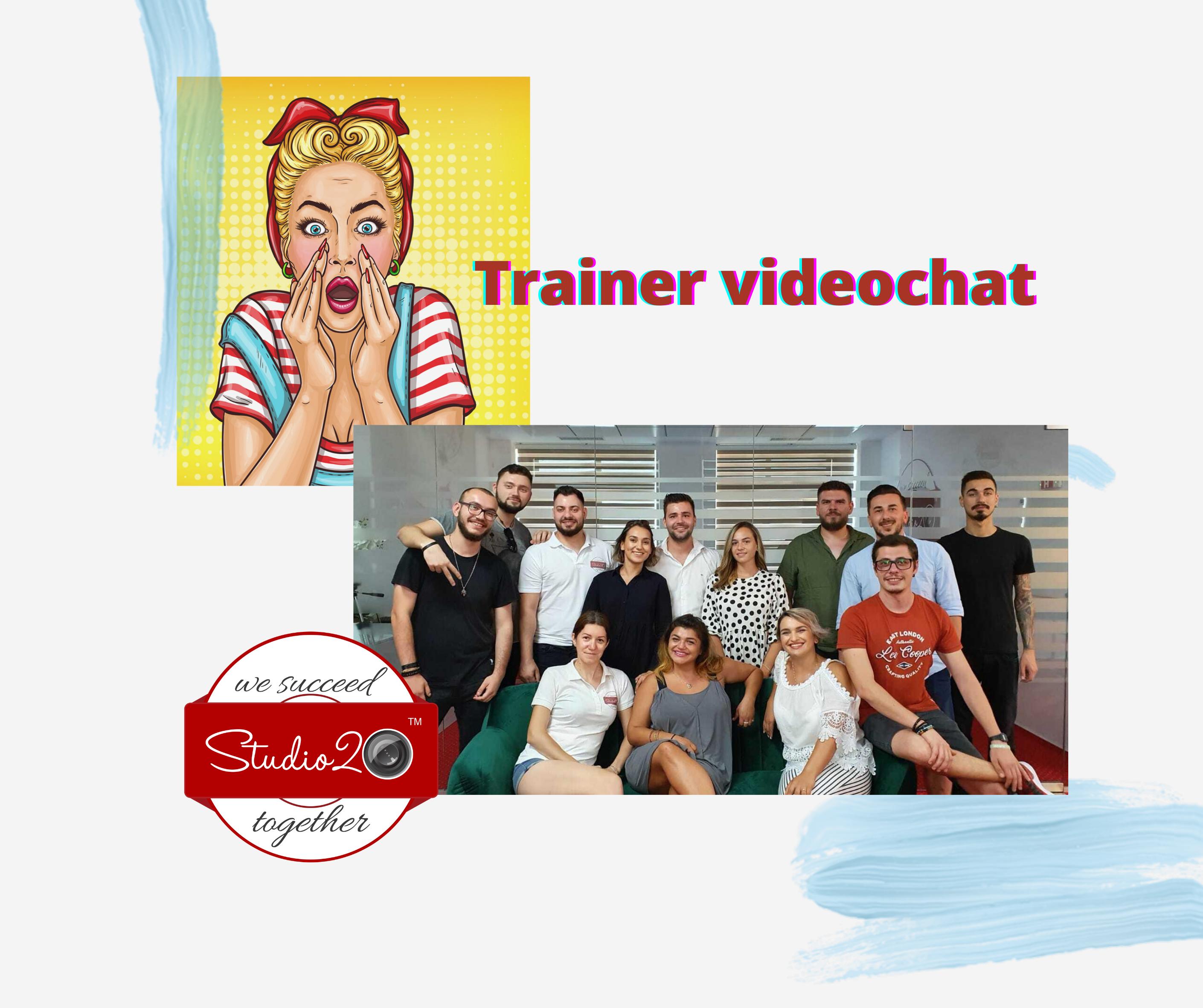 Ce inseamna sa fii trainer videochat? (Partea 1)