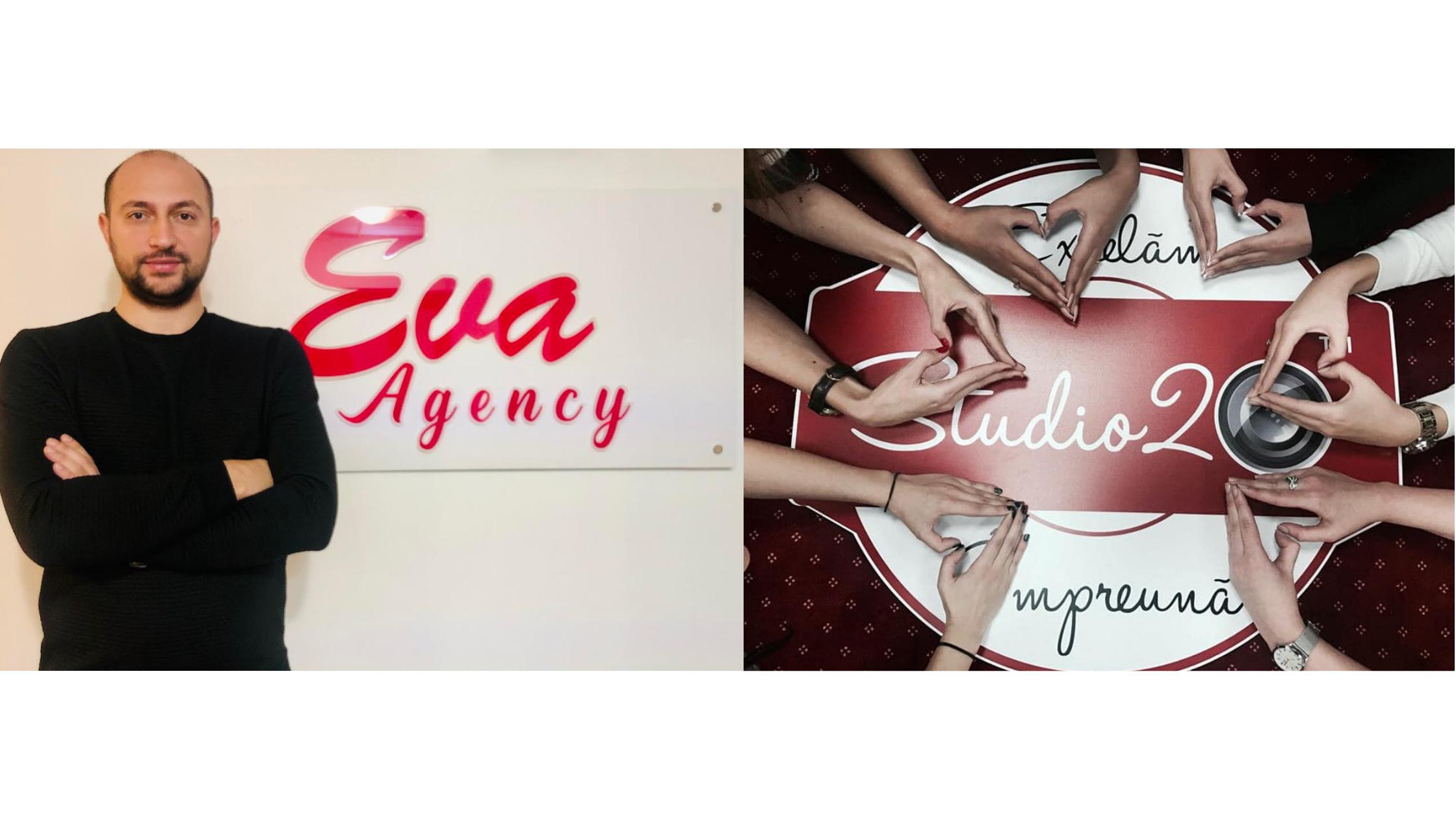 Studio20 primeste un nou membru sub umbrela de studiouri de succes: Eva Agency